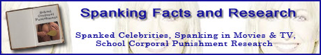 Spanking Facts and Research